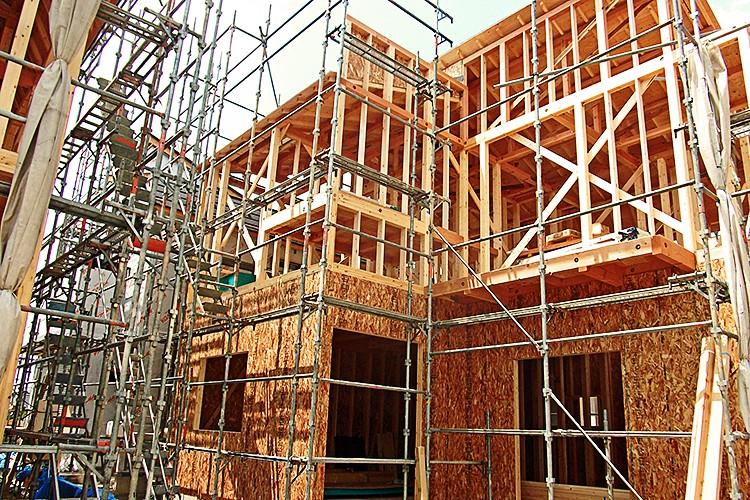 木造建築イメージ