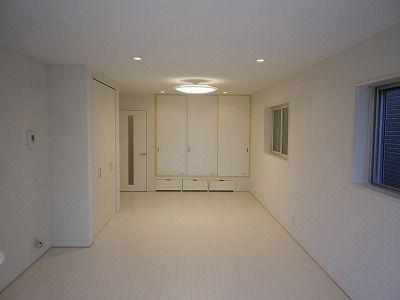 5LDKの真っ白なお家。画像02