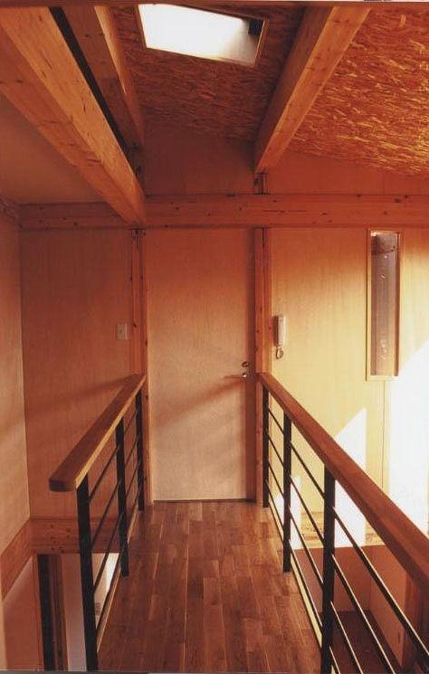 明るいコアリビングの家画像05