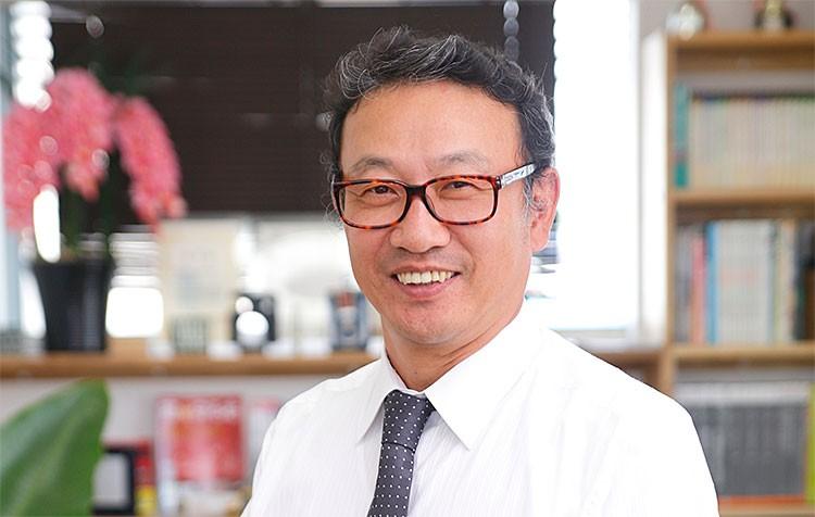 代表取締役 笹川 晋也
