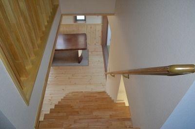 3階建てビルトインガレージ・スキップフロアのあるお家画像04