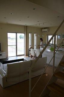 家族の時間の密度を上げる家 広陵町O邸画像01