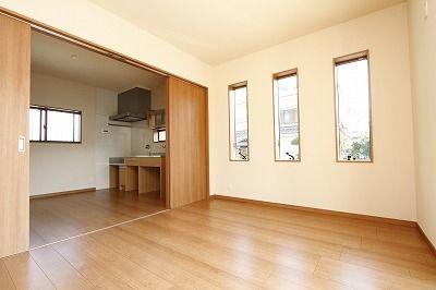 空間を独立させる家画像02